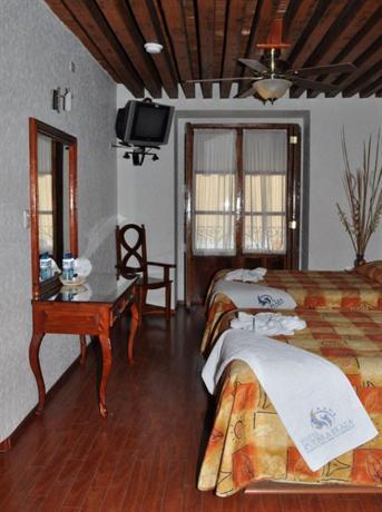 Hotel Plaza Puebla_4