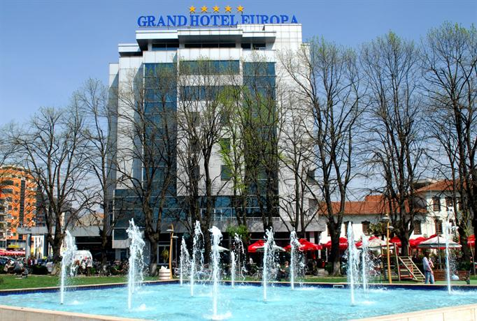 Grand Hotel Europa Shkoder