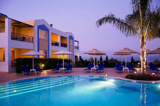 Colonides Beach Hotel Vounaria
