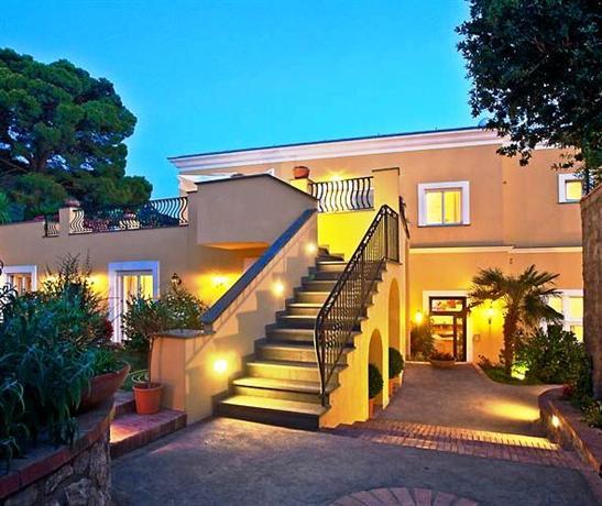Hotel Villa Ceselle Anacapri