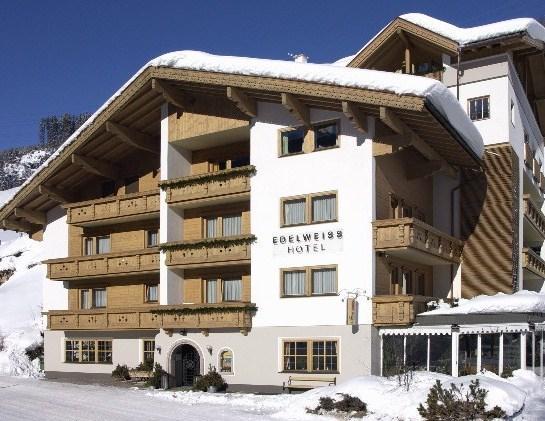 Abc Hotel Edelweiss Gerlos