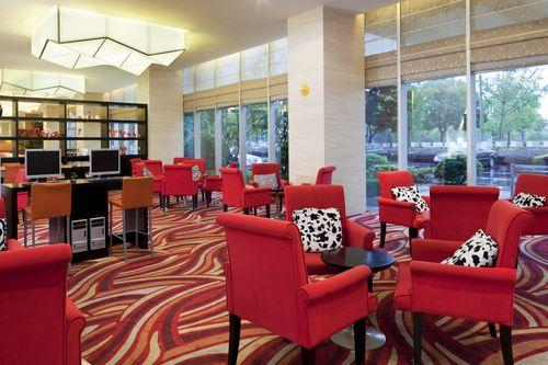 Holiday Inn Express Meilong Shanghai_14