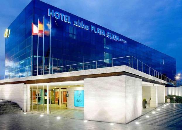 Abba Playa Hotel Gijon