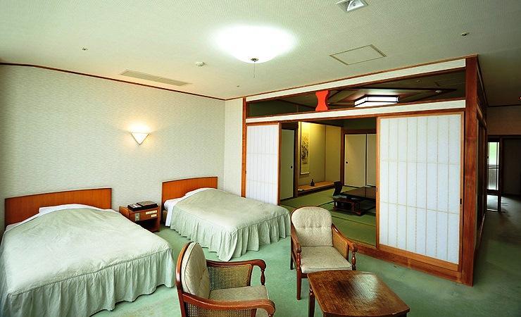 Nisshokan Shinkan Baishokaku Hotel Nagasaki