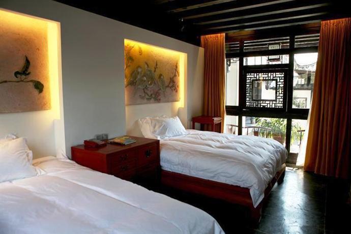 Lijiang Zheng Fu Cao Tang Inn Shu Xiang Mansion