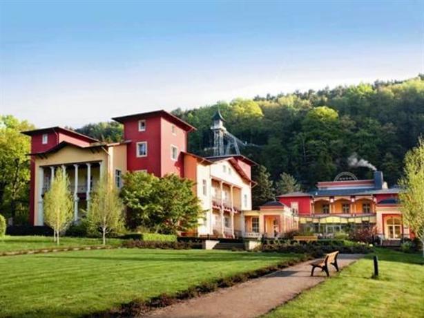 Hotel Bad Schandau Elbpromenade