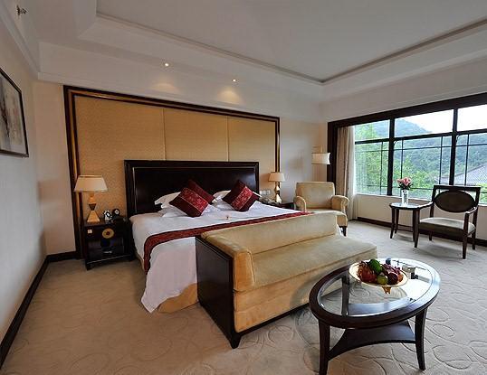 Zhejiang Hotel Santaishan Road