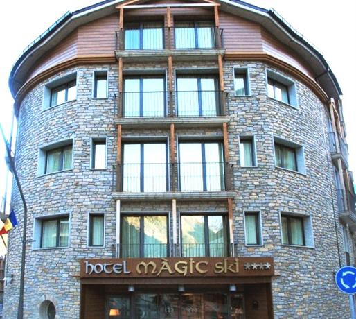 Magic Ski Hotel La Massana_14