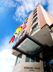 Embassy Park Hotel Bogota_19
