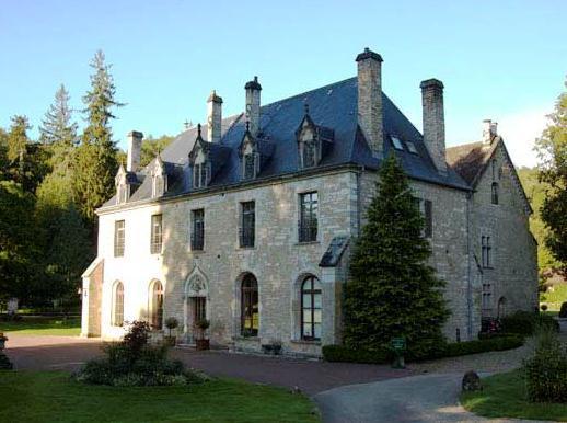 Abbaye De La Bussiere Hotel La Bussiere-sur-Ouche