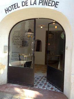 Hôtel De La Pinède_15