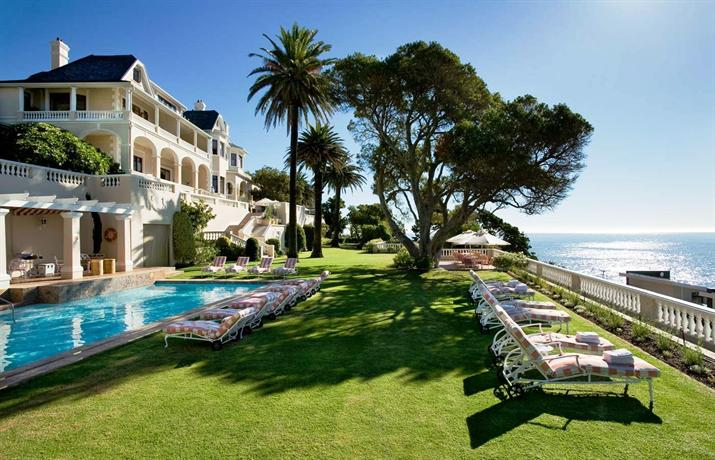 Your Stay In Cape Town Doesn T Get More Exclusive Than This The Hotel S Location Itself Right On Cliff Face