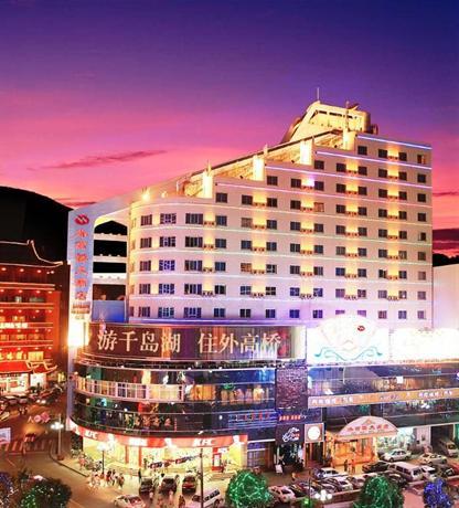 Qiandaohu Waigaoqiao Hotel Hangzhou