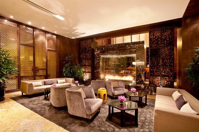Crowne Plaza Lake Malaren Hotel Shanghai