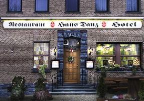 Hotel-Restaurant Haus Danz