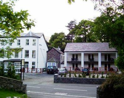 Alpine Lodge Hotel Llanberis