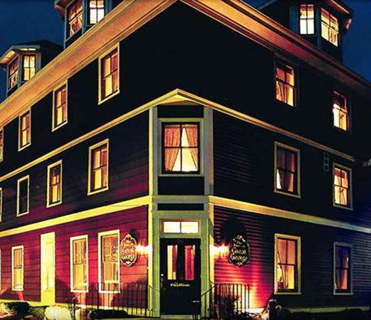 The Great George Hotel Charlottetown