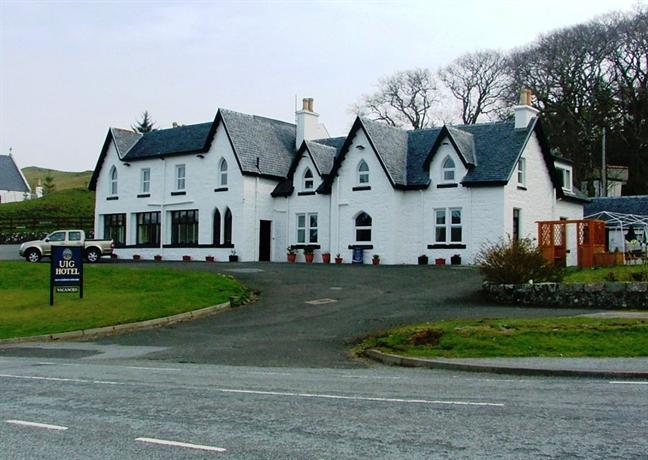 Uig Hotel Isle of Skye