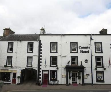 County Hotel Selkirk