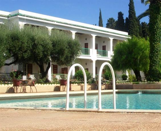 Transatlantique Hotel Meknes