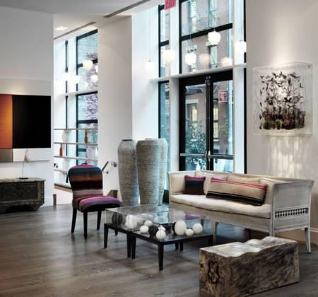 Top 10 boutique hotels new york city cool trendy hip for Best boutique hotels new york