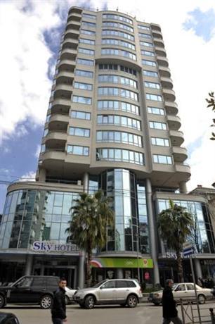 Sky Tower Hotel Tirana