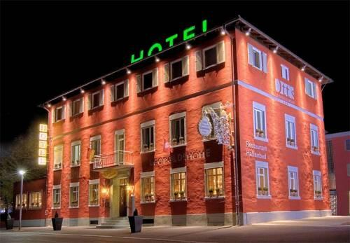 Ott's Hotel-Restaurant Leopoldshohe