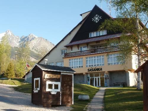 Hotel Sasanka Tatranska Lomnica