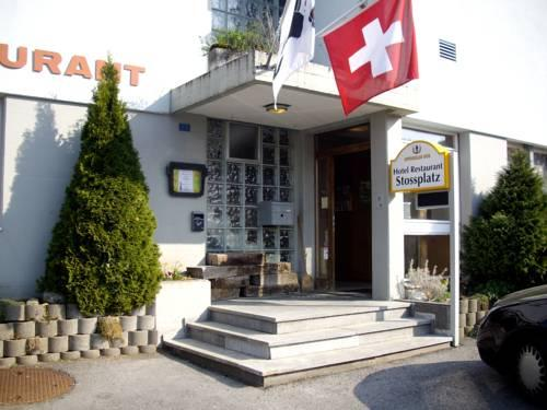 Stossplatz Hotel