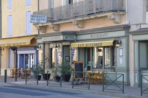 Hotel Le Moderne Remoulins
