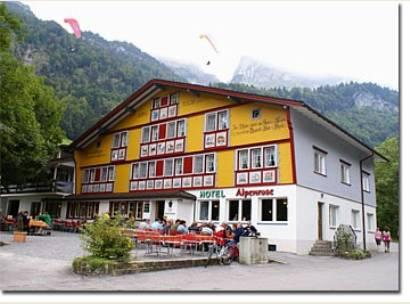 Hotel Alpenrose Weissbad