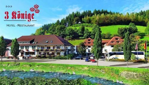 Hotel Drei Konige Oberwolfach
