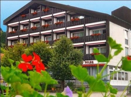 Hotel Pflug Ottenhofen im Schwarzwald