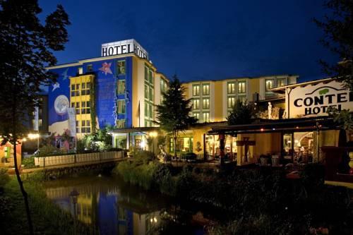 Hotel Contel Koblenz