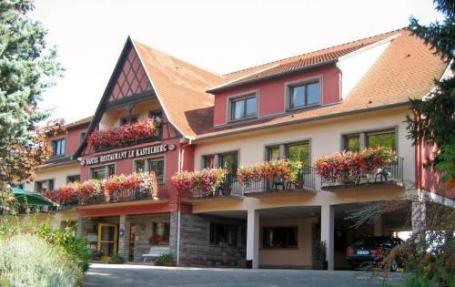 Hotel Kastelberg Andlau