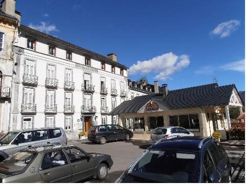 Hotel Panoramic et des Bains