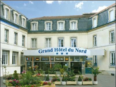 Grand Hotel Du Nord Vesoul