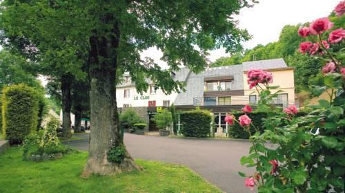 Hotel Le Clos Besse-et-Saint-Anastaise