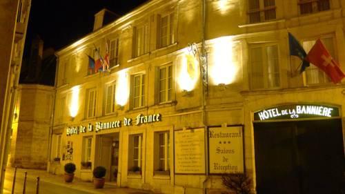 Hotel De La Banniere De France Laon