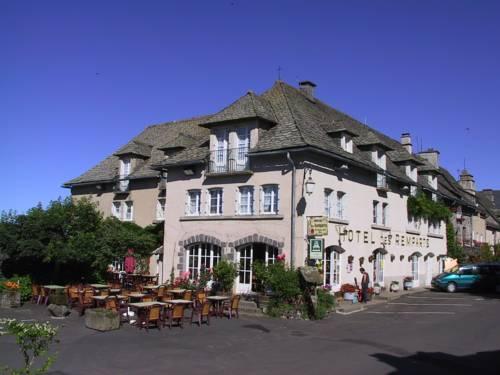 Hotel des Remparts Salers