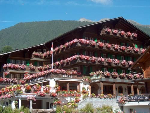 Gletschergarten Hotel Grindelwald