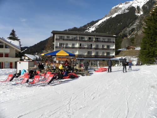 Residence Brunner Hotel Wengen