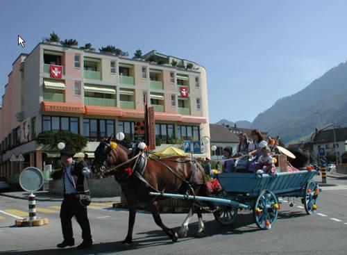 Hotel de Ville Broc