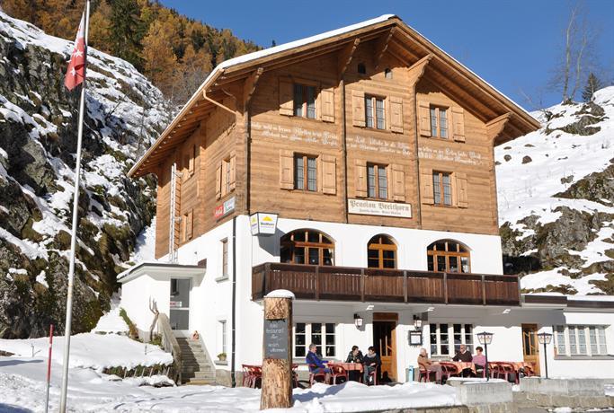 Hotel Breithorn Blatten