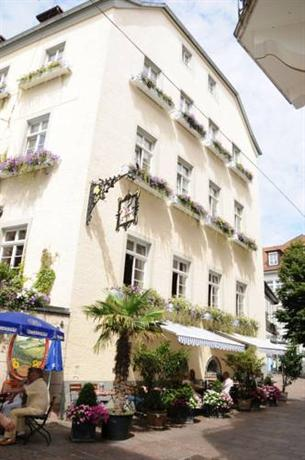 Hotel Zum Goldenen Lowen Baden Baden