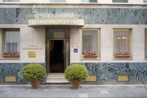 Hotel Brandenburger Hof Cologne