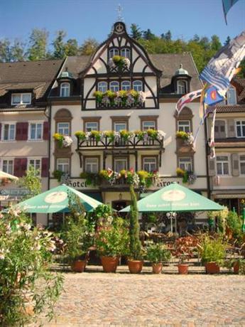 Hotel Krone Wolfach