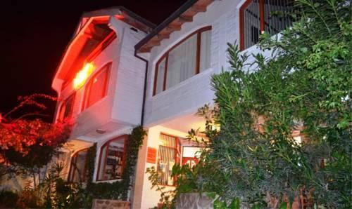 Volcano Hotel Banos