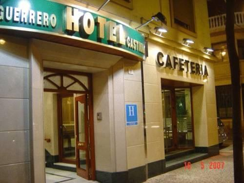 Castilla Guerrero Hotel Malaga