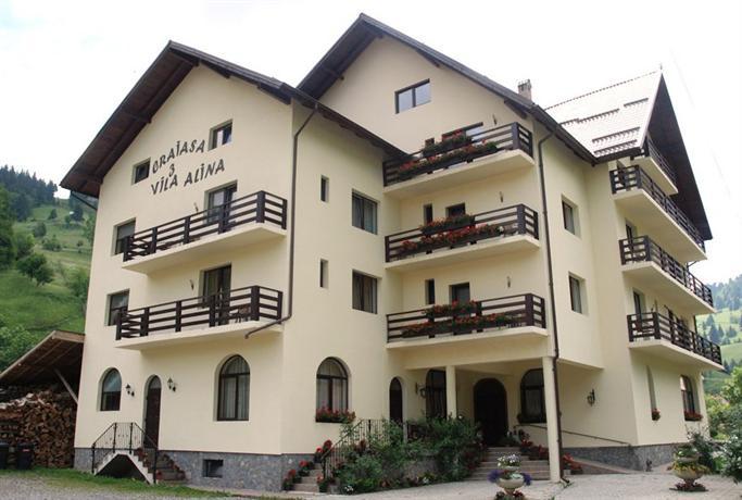 Complex Craiasa - Vila Alina